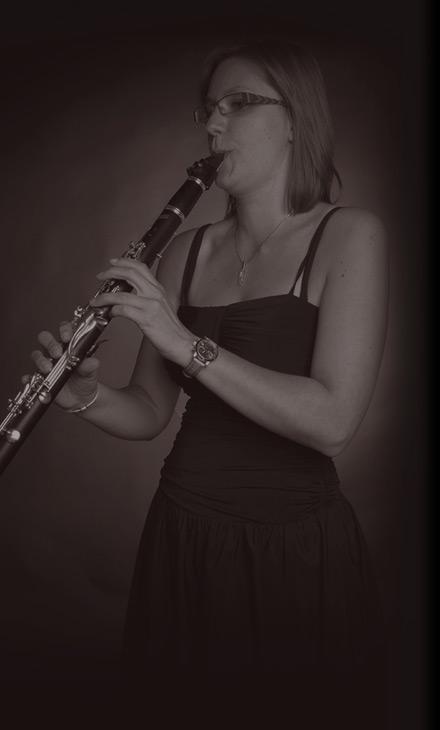 Severine Sierens - Clarinet